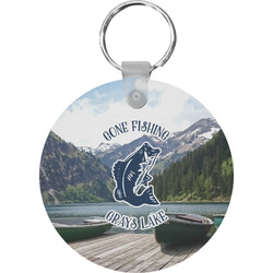Gone Fishing Keychains - FRP (Personalized)