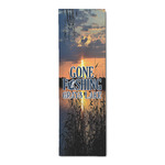 Gone Fishing Runner Rug - 3.66'x8' (Personalized)