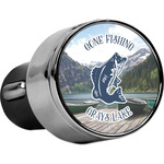 Gone Fishing USB Car Charger (Personalized)