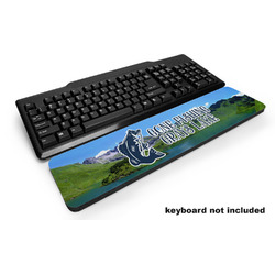 Gone Fishing Keyboard Wrist Rest (Personalized)