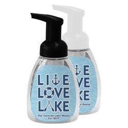 Live Love Lake Foam Soap Bottle (Personalized)