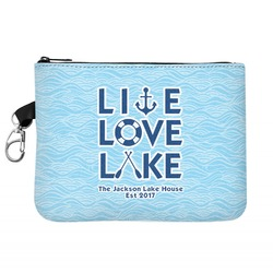 Live Love Lake Golf Accessories Bag (Personalized)