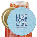 Live Love Lake Jar Opener (Personalized)