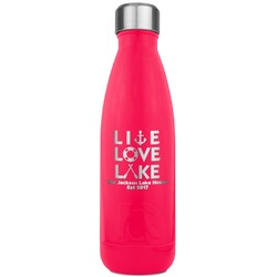 Live Love Lake RTIC Bottle - 17 oz. Pink (Personalized)