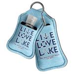 Live Love Lake Hand Sanitizer & Keychain Holder (Personalized)