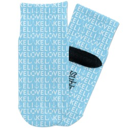 Live Love Lake Toddler Ankle Socks (Personalized)