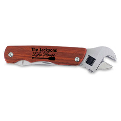 Live Love Lake Wrench Multi-Tool - Double Sided (Personalized)