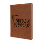 Mom Quotes and Sayings Leatherette Journal (Personalized)