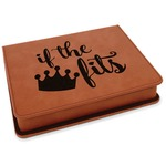 Princess Quotes and Sayings Leatherette 4-Piece Wine Tool Set (Personalized)