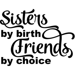 Sister Quotes and Sayings Gifts & Decor   40+ Products