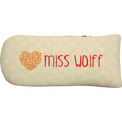 Teacher Quote Putter Cover (Personalized)