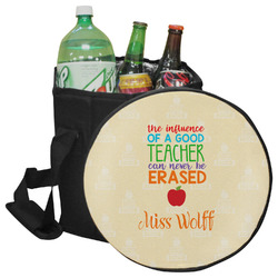 Teacher Quote Collapsible Cooler & Seat (Personalized)