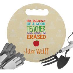 Teacher Quote Gardening Knee Cushion (Personalized)