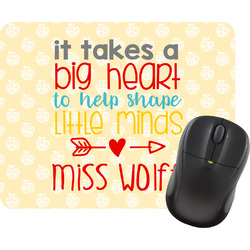 Teacher Quote Mouse Pads (Personalized)