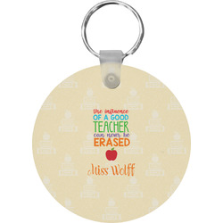 Teacher Quote Keychains - FRP (Personalized)