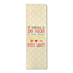 Teacher Quote Runner Rug - 3.66'x8' (Personalized)