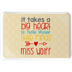 Teacher Quote Serving Tray (Personalized)