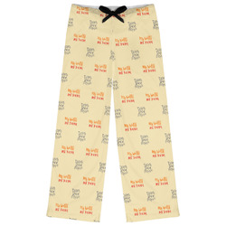 Teacher Quote Womens Pajama Pants (Personalized)