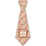 Thankful & Blessed Iron On Tie - 4 Sizes w/ Name or Text