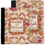 Thankful & Blessed Notebook Padfolio w/ Name or Text