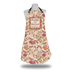 Thankful & Blessed Apron (Personalized)