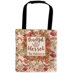 Thankful & Blessed Auto Back Seat Organizer Bag (Personalized)