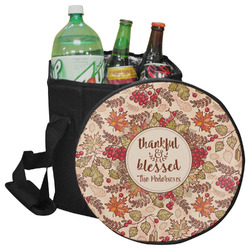 Thankful & Blessed Collapsible Cooler & Seat (Personalized)