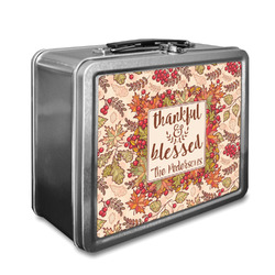 Thankful & Blessed Lunch Box (Personalized)