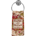 Thankful & Blessed Hand Towel - Full Print (Personalized)