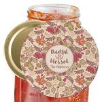 Thankful & Blessed Jar Opener (Personalized)
