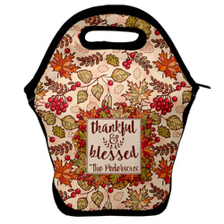 Thankful & Blessed Lunch Bag (Personalized)