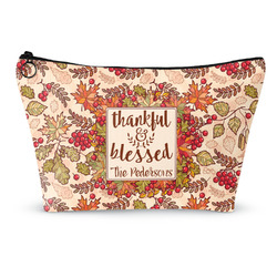 Thankful & Blessed Makeup Bags (Personalized)