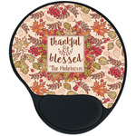 Thankful & Blessed Mouse Pad with Wrist Support
