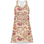 Thankful & Blessed Racerback Dress (Personalized)