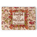 Thankful & Blessed Serving Tray (Personalized)