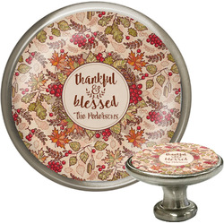 Thankful & Blessed Cabinet Knobs (Personalized)