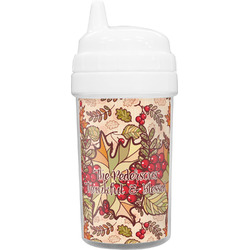 Thankful & Blessed Sippy Cup (Personalized)