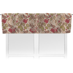 Thankful & Blessed Valance (Personalized)