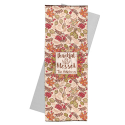 Thankful & Blessed Yoga Mat Towel (Personalized)