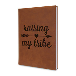 Tribe Quotes Leatherette Journal (Personalized)