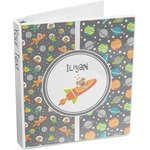 Space Explorer 3-Ring Binder (Personalized)