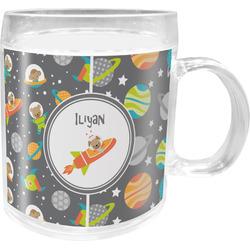 Space Explorer Acrylic Kids Mug (Personalized)