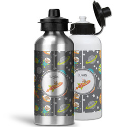 Space Explorer Water Bottles- Aluminum (Personalized)