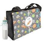 Space Explorer Diaper Bag w/ Name or Text