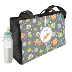 Space Explorer Diaper Bag (Personalized)
