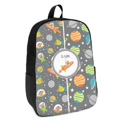 Space Explorer Kids Backpack (Personalized)