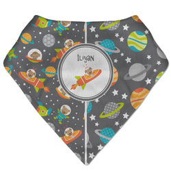 Space Explorer Bandana Bib (Personalized)
