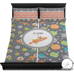 Space Explorer Duvet Covers (Personalized)