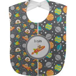 Space Explorer Baby Bib (Personalized)