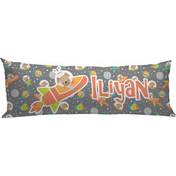 Space Explorer Body Pillow Case (Personalized)